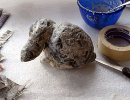 How to Make a Paper Mache Bunny SculptureUltimate Paper Mache