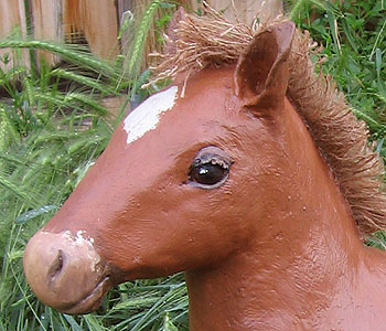 Paper Mache Horse, Last Post