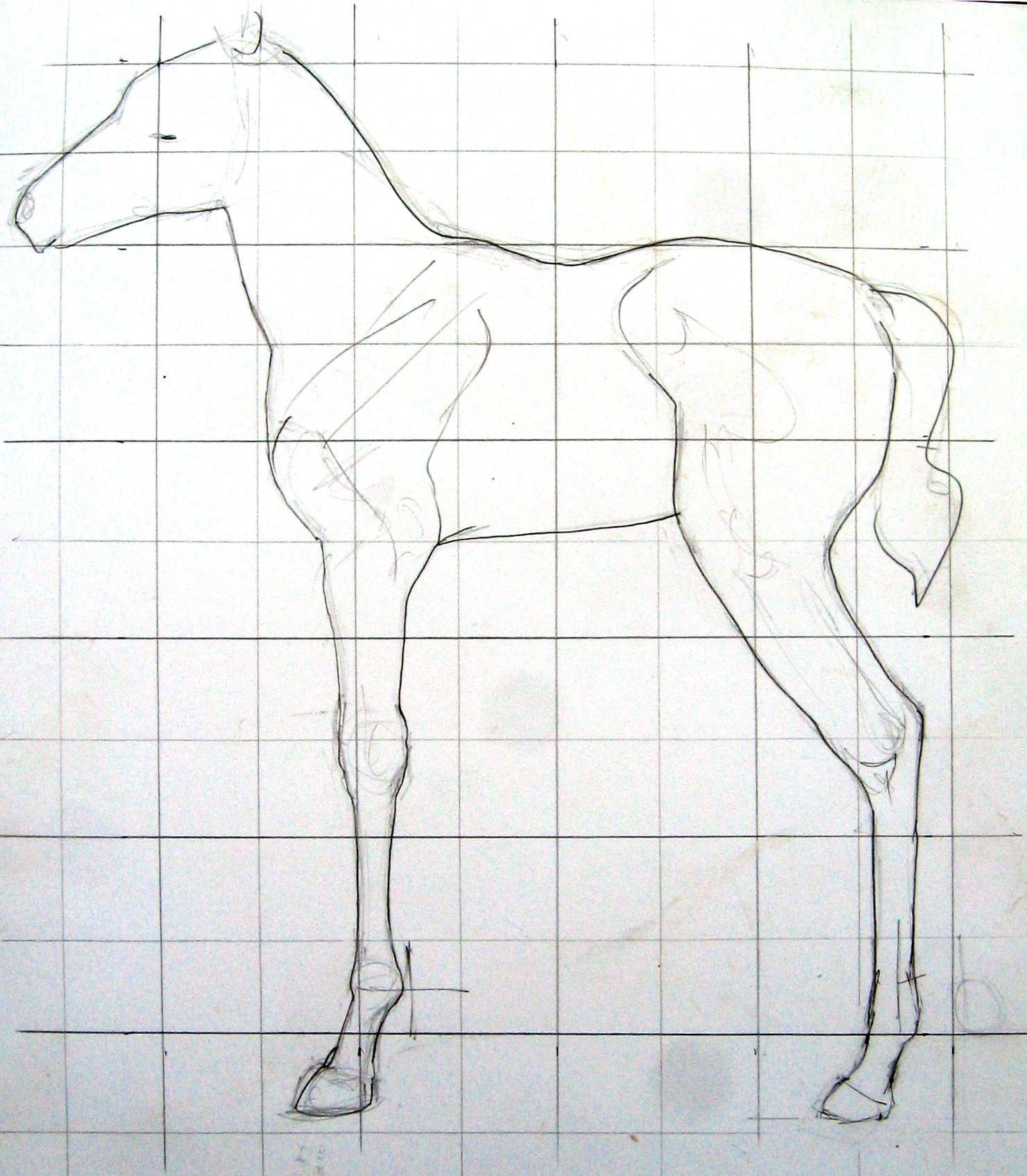paper mache horse day 1 u2013 ultimate paper mache