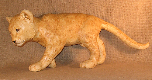 Lion Cub, Stalking