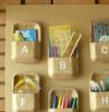 Paper Mache Organizer