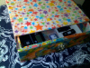 Paper Mache Junk Drawer