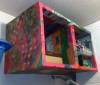 Paper Mache Wall Shelves