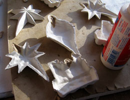 Paper Mache Ornaments, Step 10