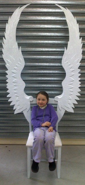Mat McCoy Designs-Angel Chair