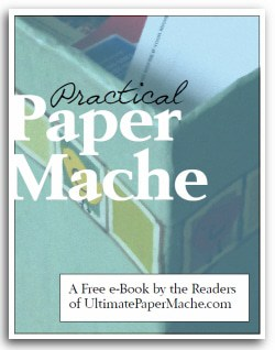 Practical Paper Mache e-Book