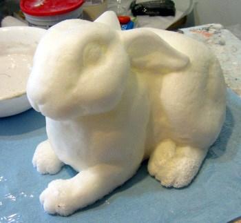 Foam Bunny